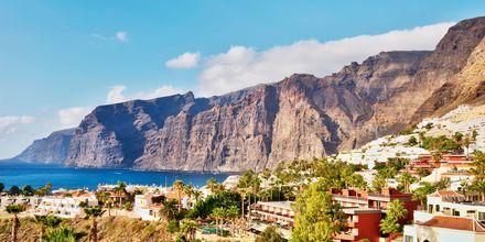 Bjerge på Tenerife, De Kanariske Øer.