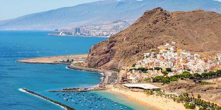 Bjerglandskab på Tenerife, De Kanariske Øer.