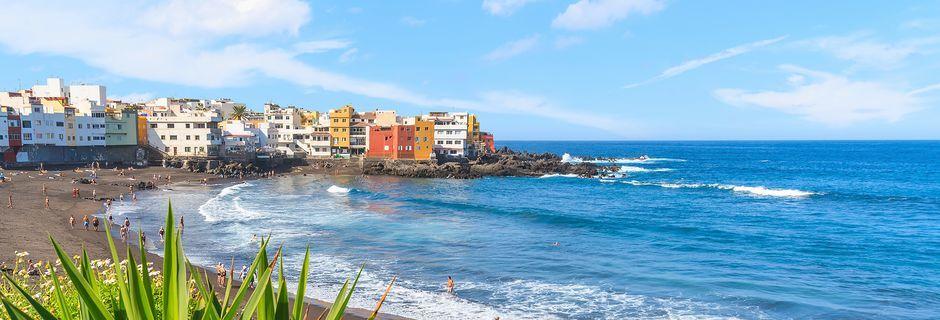Tenerife Premiumrejser
