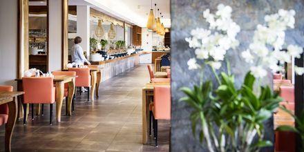 Khun Khao Restaurant på Thanyapura Sport & Health Resort på Phuket i Thailand.