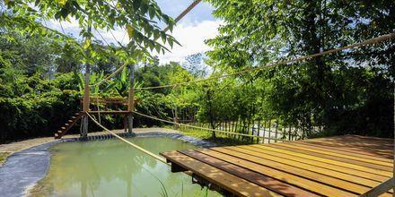 OCR-banen på Thanyapura Sport & Health Resort på Phuket i Thailand.