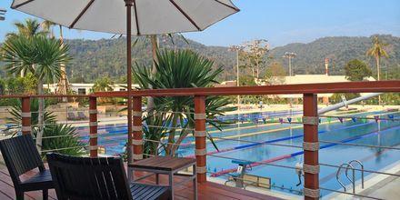 Thanyapura Sport & Health Resort på Phuket i Thailand.