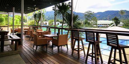 Booster bar på Thanyapura Sport & Health Resort på Phuket i Thailand.