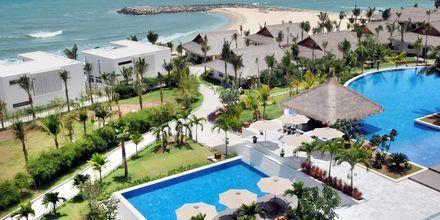Hotel The Cliff Resort i Vietnam.