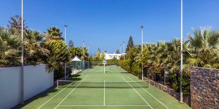 Tennisbane på The Island på Kreta, Grækenland.