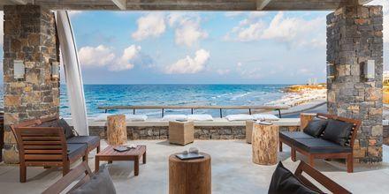 The Yachting Bar på The Island på Kreta, Grækenland.