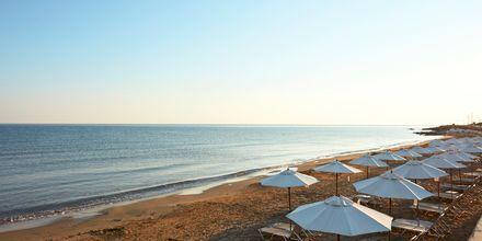 Stranden ved The Island på Kreta, Grækenland.