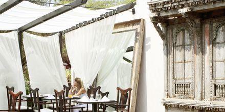 Restaurant på The O Hotel Goa, Indien