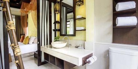 Dobbeltværelse i bungalow på The Passage Samui Villas & Resort, Thailand.