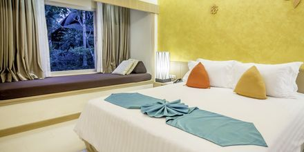 Deluxe-værelse på The Passage Samui Villas & Resort, Thailand.