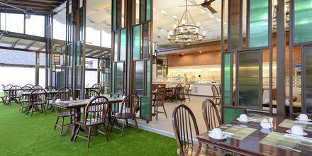 Restaurant på Hotel The Waters Khao Lak by Katathani i Thailand.