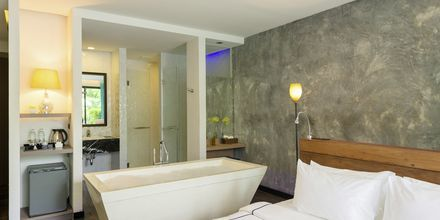 Dobbeltværelse på Hotel The Waters Khao Lak by Katathani i Thailand.