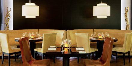 Restaurant Hunters Room på The Westin Dubai Mina Seyahi i Dubai