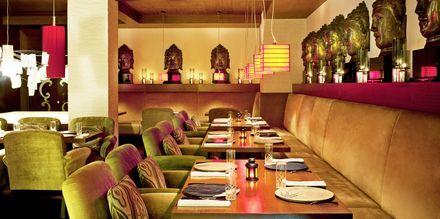 Den thailandske restaurant Spice Thai Emporium på The Westin Dubai Mina Seyahi i Dubai