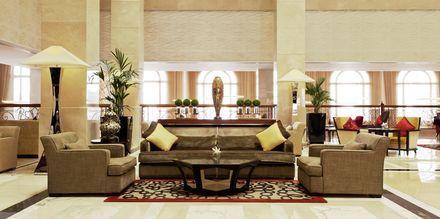 Lobby på The Westin Dubai Mina Seyahi i Dubai