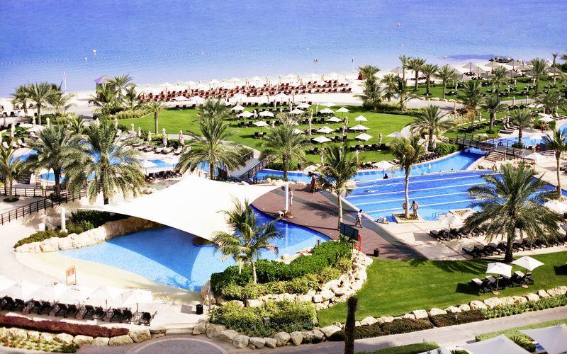 The Westin Dubai Mina Seyahi i Dubai