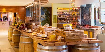 Brunch på Restaurant Bubbalicious på The Westin Dubai Mina Seyahi i Dubai