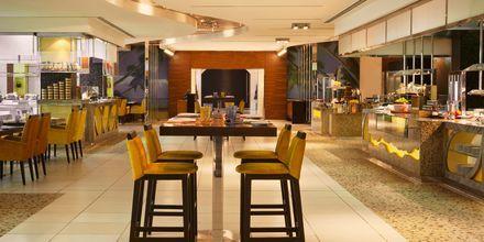 Restaurant Blue Orange på The Westin Dubai Mina Seyahi i Dubai