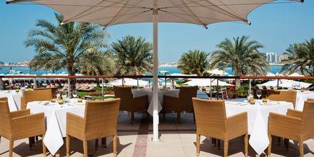 Den italienske restaurant Bussola på The Westin Dubai Mina Seyahi i Dubai