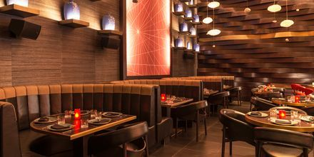 Restaurant China Grill på The Westin Dubai Mina Seyahi i Dubai