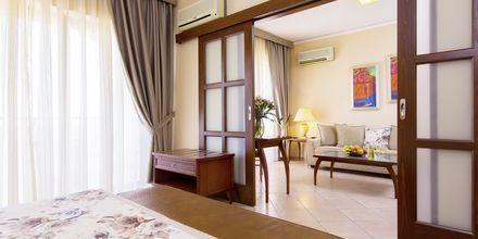Junior-suiter på Theartemis Palace på Kreta, Grækenland.