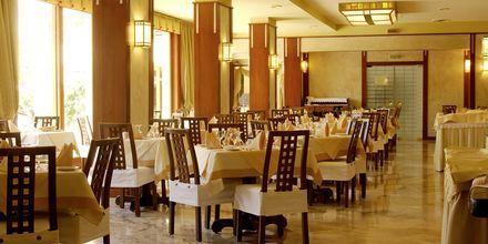 Restaurant Daphne på hotel Theartemis Palace på Kreta, Grækenland.