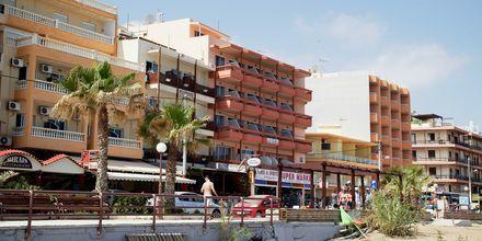 Hotel Theo på Kreta, Grækenland.
