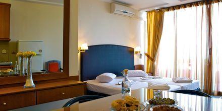 1-værelses sejlighed på Hotel Theo på Kreta, Grækenland.