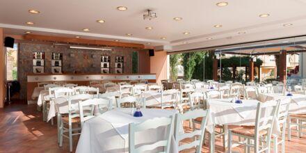 Restaurant på Hotel Triton på Kreta, Grækenland.