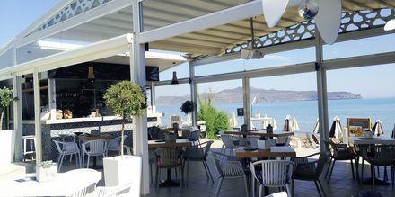 Restaurant Tropicana på Hotel Tropicana på Kreta, Grækenland.