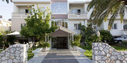 Hotel Tropicana på Kreta, Grækenland.