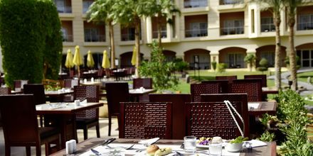 Restaurant  på Hotel Tropitel i Sahl Hasheesh, Egypten