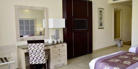 Deluxe værelser på Hotel Tropitel i Sahl Hasheesh, Egypten