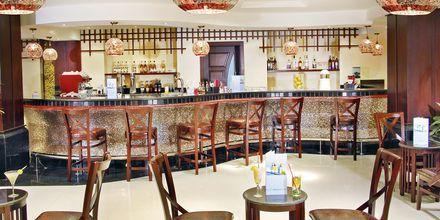 Lobbybar på Hotel Tropitel i Sahl Hasheesh, Egypten