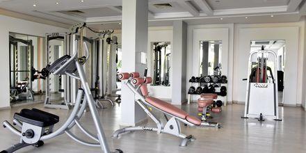 Fitness på Hotel Tropitel i Sahl Hasheesh, Egypten
