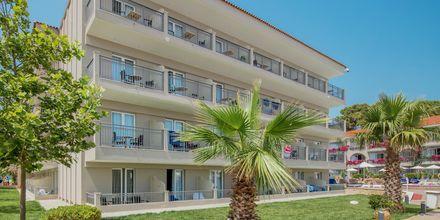Hotel Tsilivi Beach på Zakynthos, Grækenland.