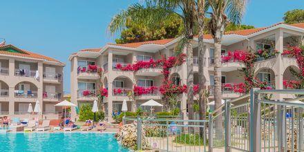 Poolområdet på Hotel Tsilivi Beach i Tsilivi, Zakynthos