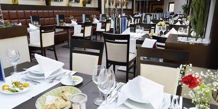 Fiskerestaurant på Turquoise Resort Hotel & Spa i Side, Tyrkiet.