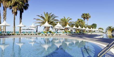Poolområde på Turquoise Resort Hotel & Spa i Side, Tyrkiet.