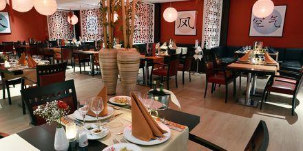 Kinesisk restaurant på Turquoise Resort Hotel & Spa i Side, Tyrkiet.
