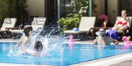 Pool på Turquoise Resort Hotel & Spa i Side, Tyrkiet.