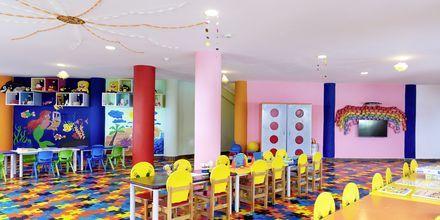 Børneklub på Turquoise Resort Hotel & Spa i Side, Tyrkiet.