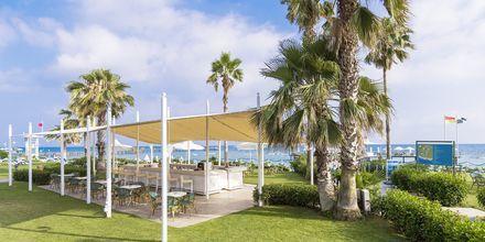 Strandbar på hotel Turquoise Resort Hotel & Spa i Side, Tyrkiet.
