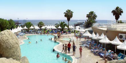 Poolen på hotel Turquoise Resort Hotel & Spa i Side, Tyrkiet.