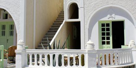 Hotel Tzortzis på Santorini, Grækenland.