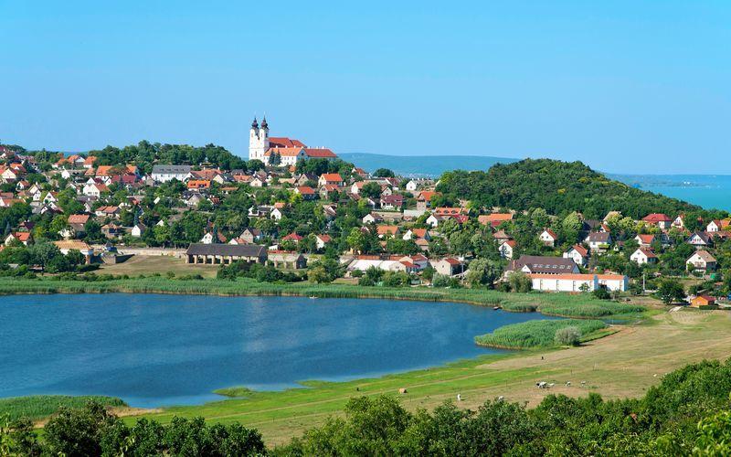 Tihany, Ungarn.