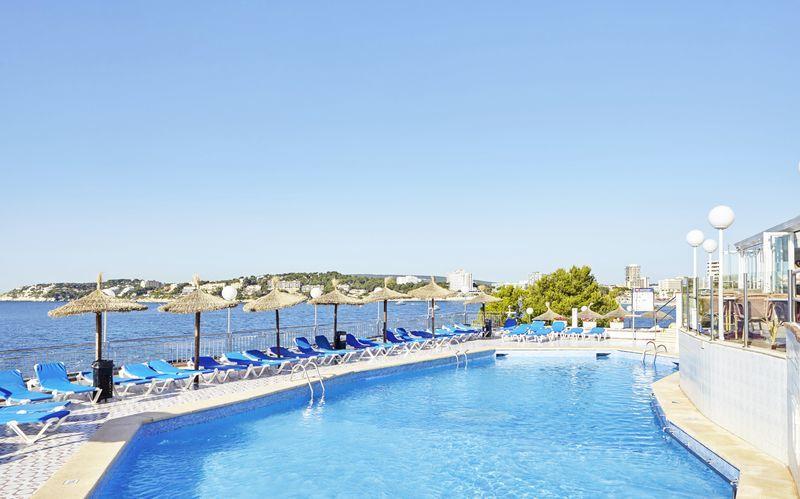 Universal Hotel Florida i Palma Nova & Magaluf. Mallorca
