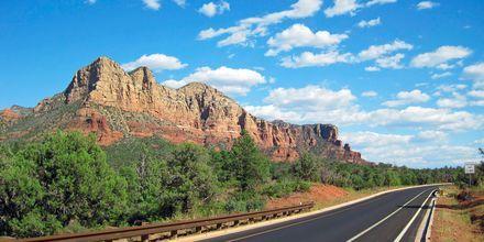 En roadtrip i USA er en ferie du aldrig glemmer.