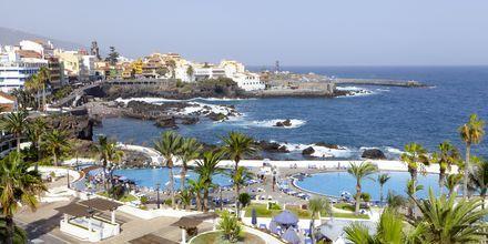 Hotel Valle Mar på Tenerife, De Kanariske Øer, Spanien.