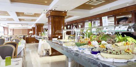 Restaurant på Hotel Valle Mar på Tenerife, De Kanariske Øer, Spanien.